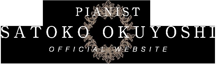 PIANIST SATOKO OKUYOSHI OFFICIAL WEBSITE